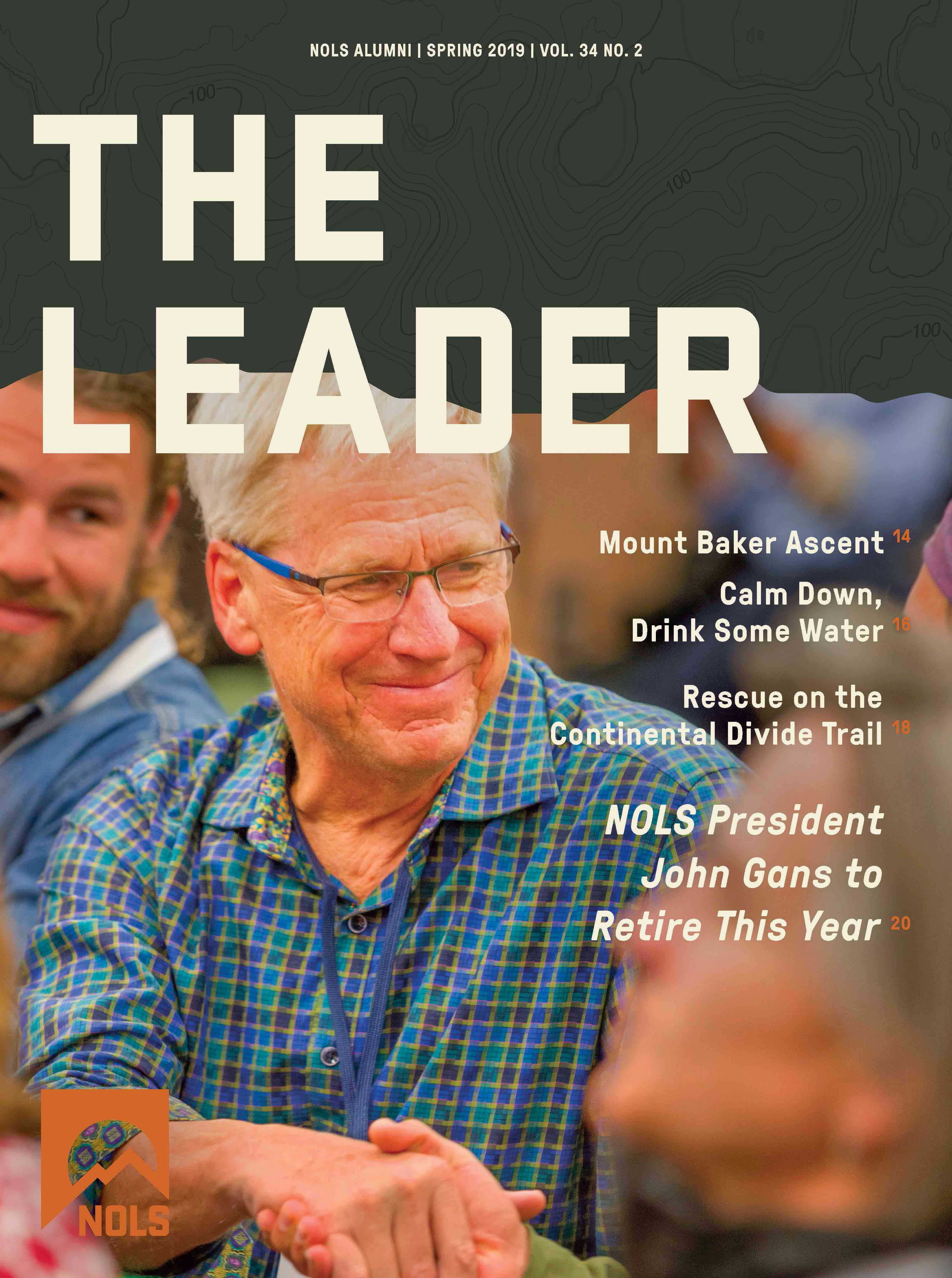 The Leader - Spring 2019