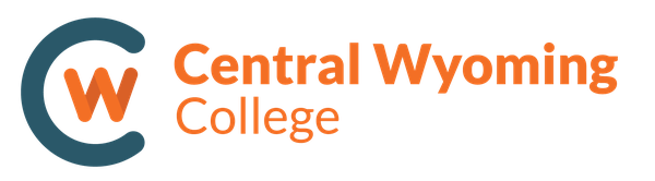 Central Wyoming College logo.