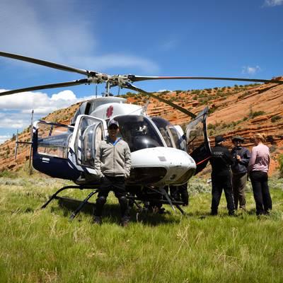 Wilderness Emergency Medical Technician